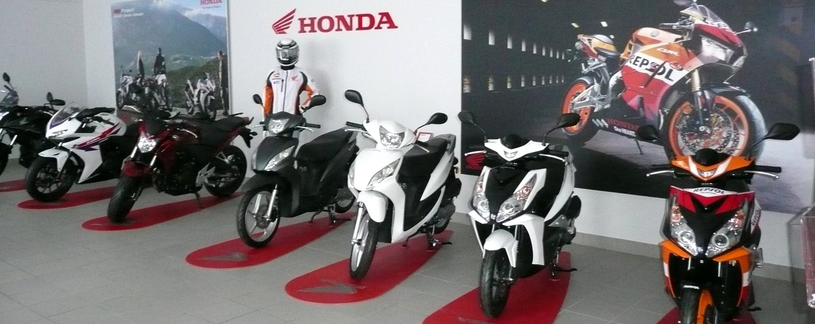 Bianco Moto Concessionaria Ufficiale Honda A Cuneo Nel Vasto